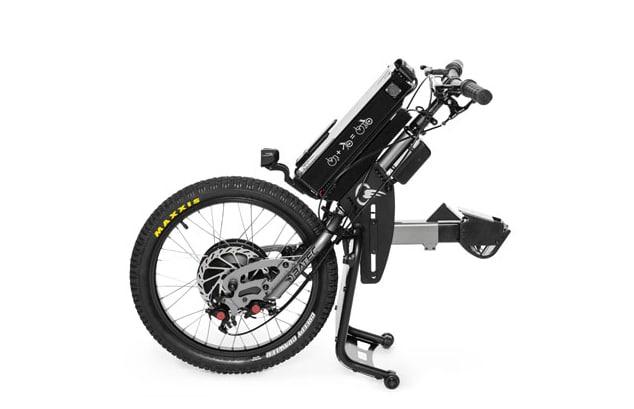 Batec Urban, um dispositivo de tração da gama elétrica da Batec. uma solução de mobilidade prátical para o uso diário, com velocida máxima de 20 km/h.