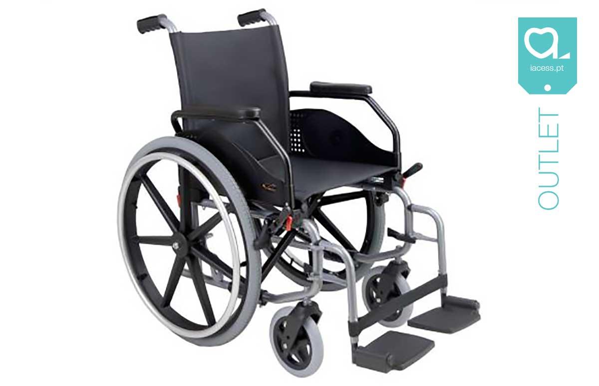 Cadeira de rodas manual standard