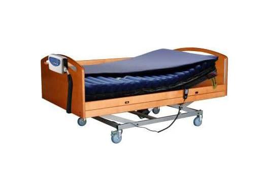 Sobre-colchão Anti-Escaras Domus IV da Orthos XXI com uma tecnologia de controlo sensorial da pressão alternada, de controlo digital. Máxima Qualidade.