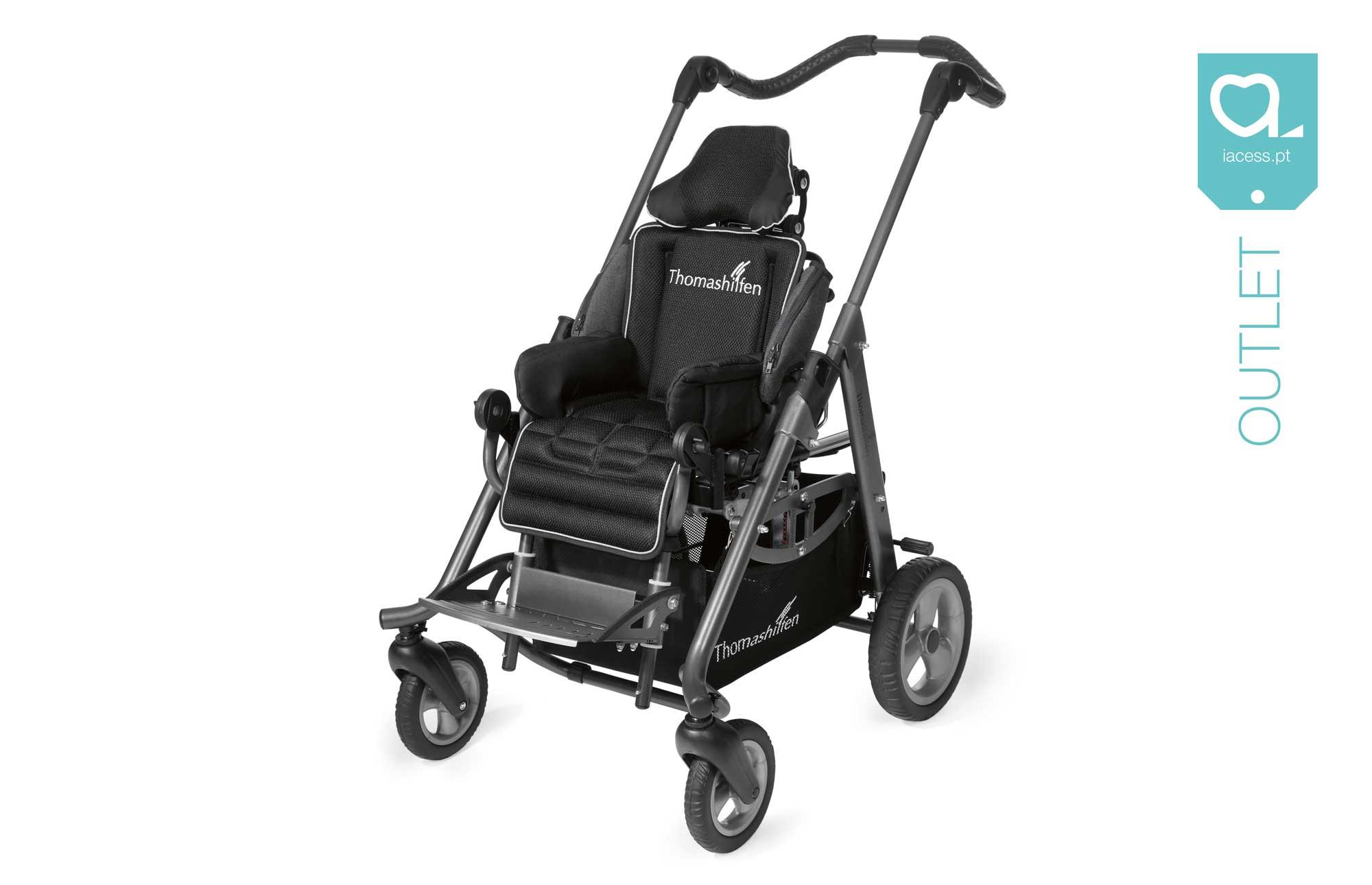 cadeira pediátrica para posicionamento em outlet