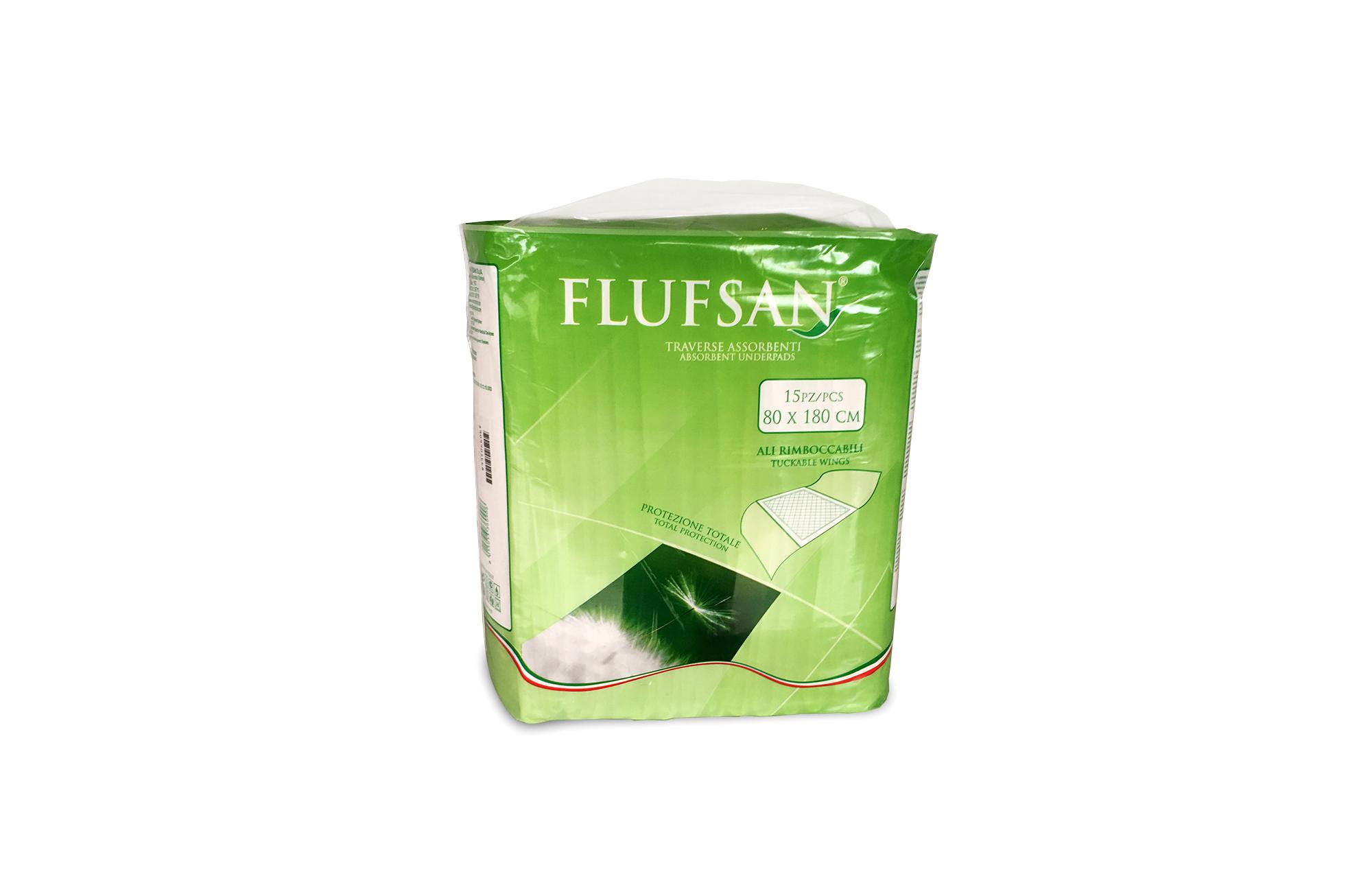 Embalagem verde, de resguardos.