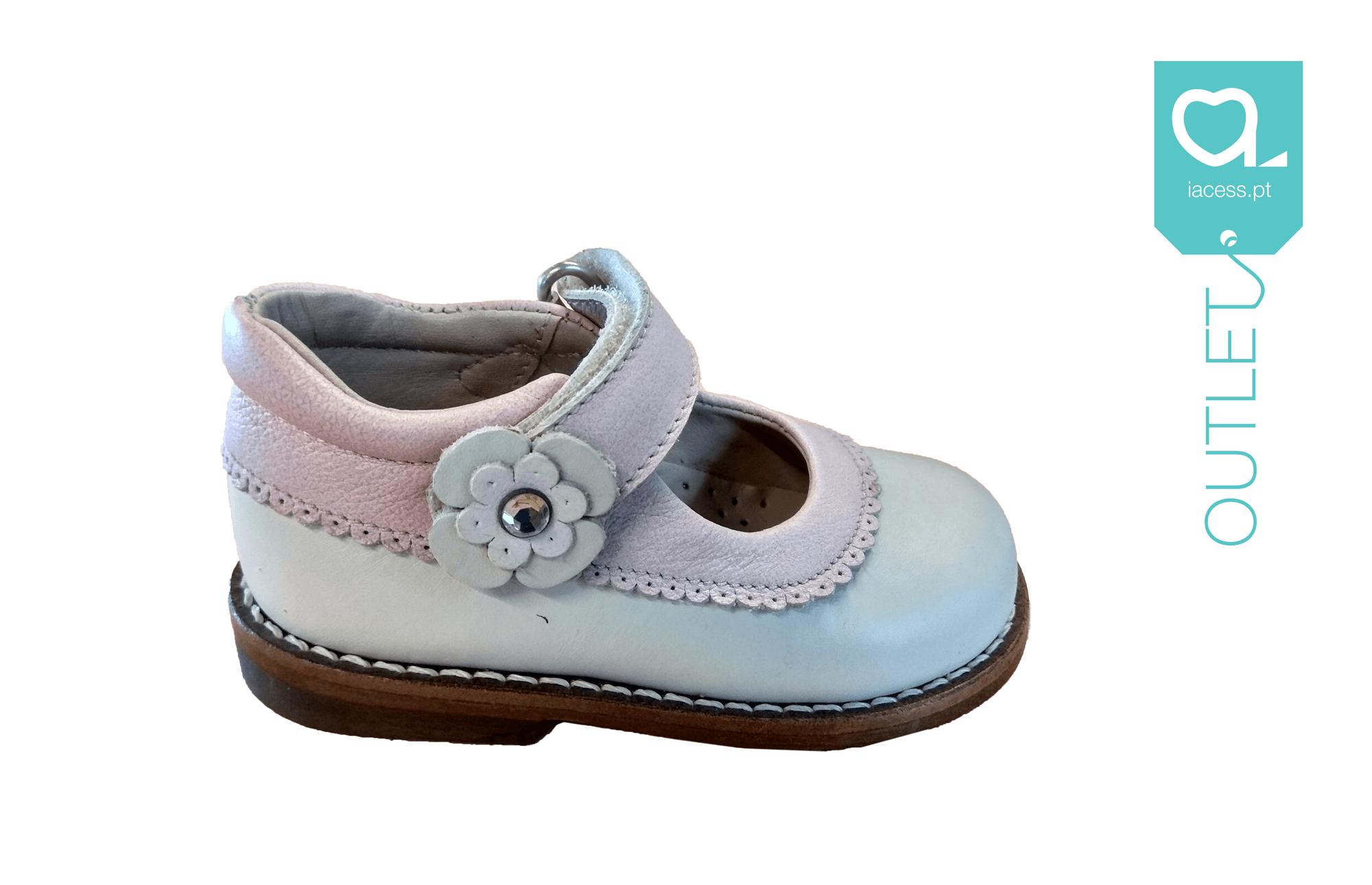 Sapatos ortoppédicos pediátricos