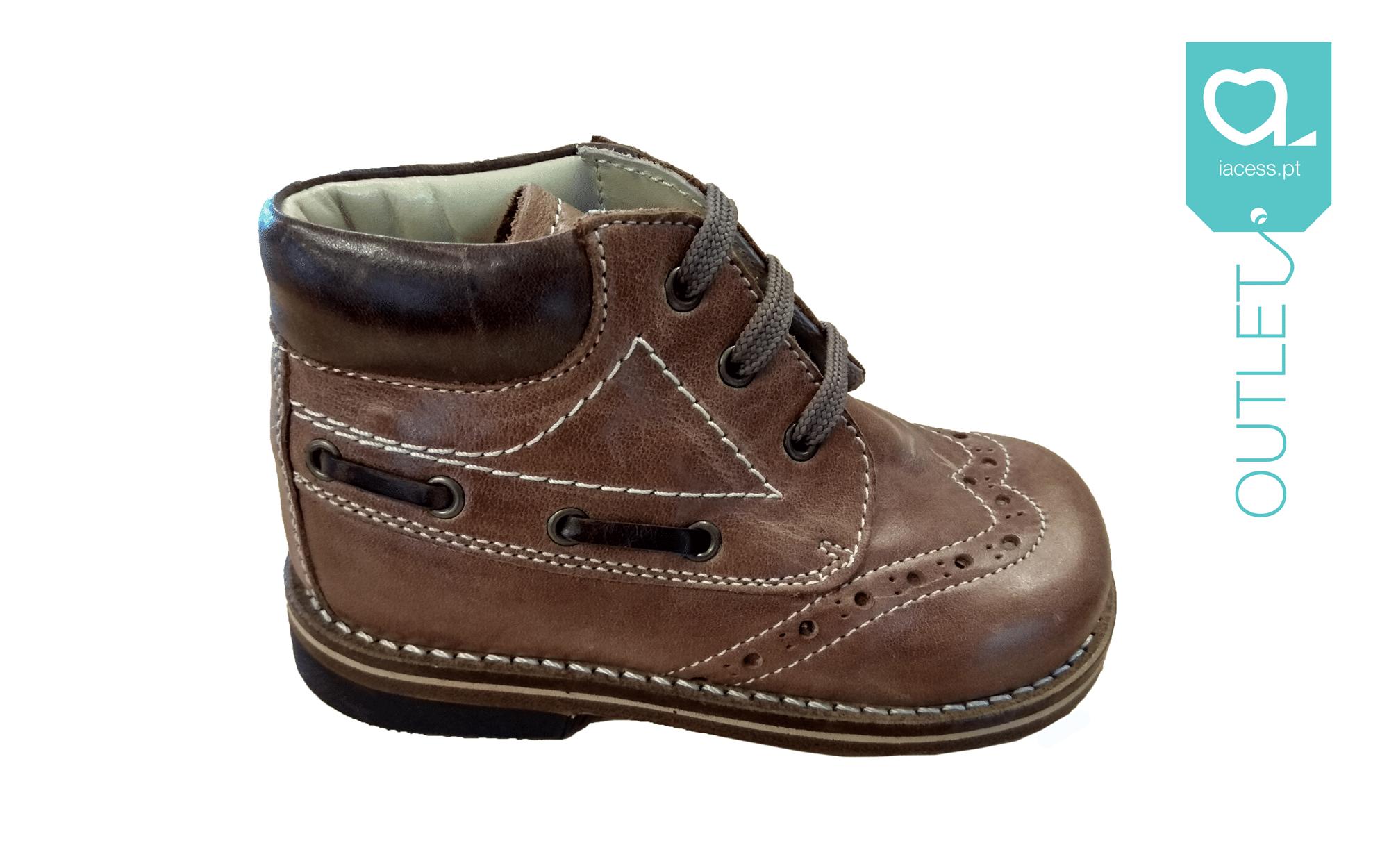 Sapatos Ortopédicos Pediátricos