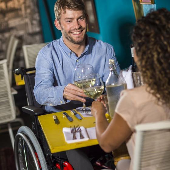 cadeira de rodas manual Action4 NG invacare