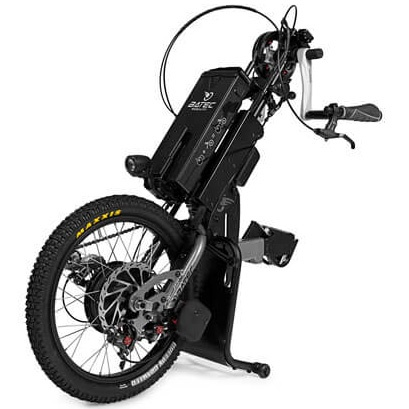 batec hybrid handbike