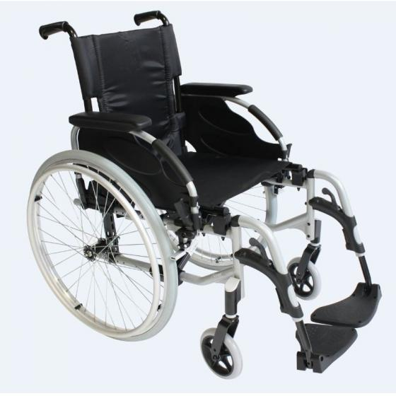 cadeira de rodas action 2 invacare