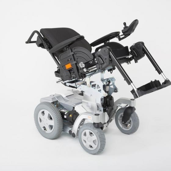 cadeira de rodas eletrica storm 4