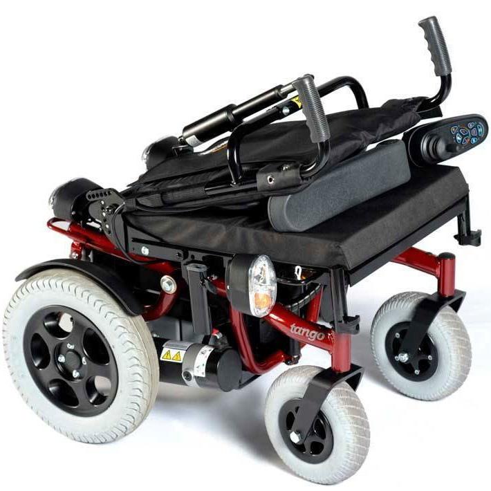 cadeira de rodas eletrica quickie tango