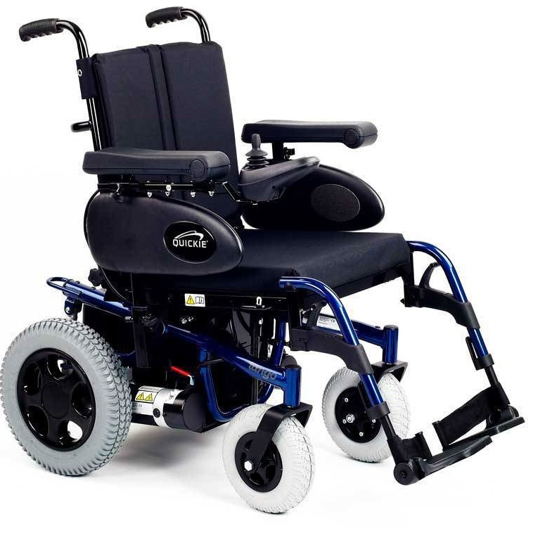 cadeira de rodas quickie tango azul