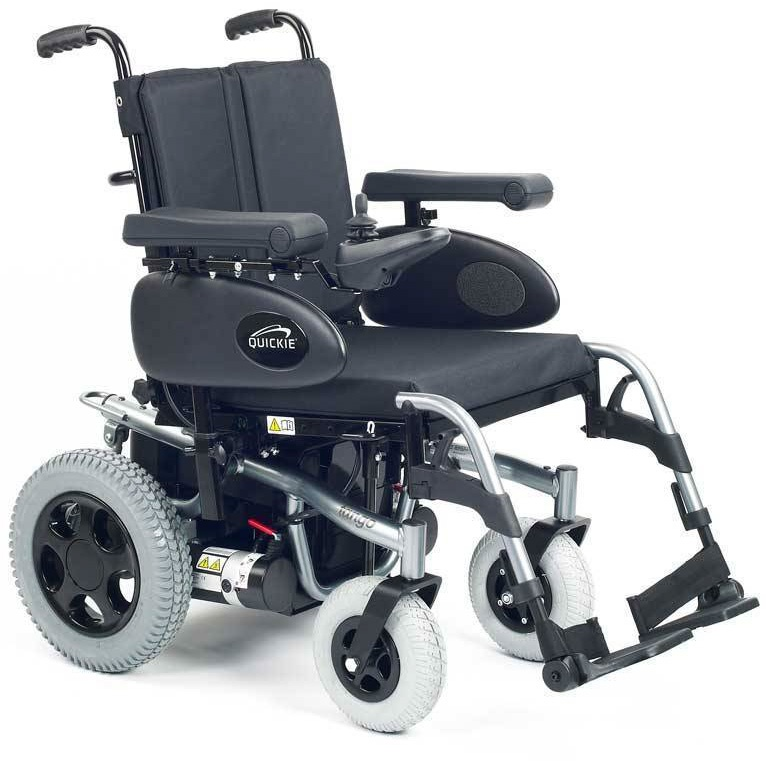 cadeira de rodas quickie tango cinzento
