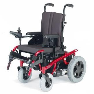 Cadeira de Rodas Elétrica Quickie Tango Junior