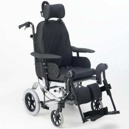 cadeira de rodas rea clematis invacare
