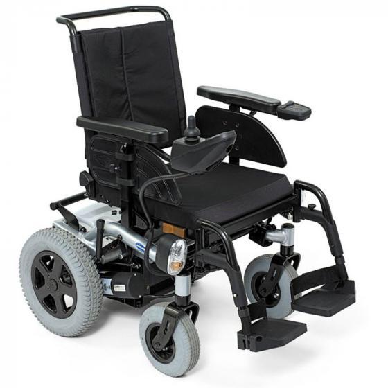 cadeira de rodas eletrica stream invacare