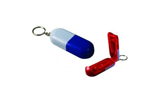 Cortador de comprimidos da Orthos XXI, para facilitar a toma de medicamentos e para trituração em caso de pacientes entubados.