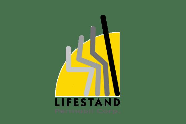 Logótipo Lifestand