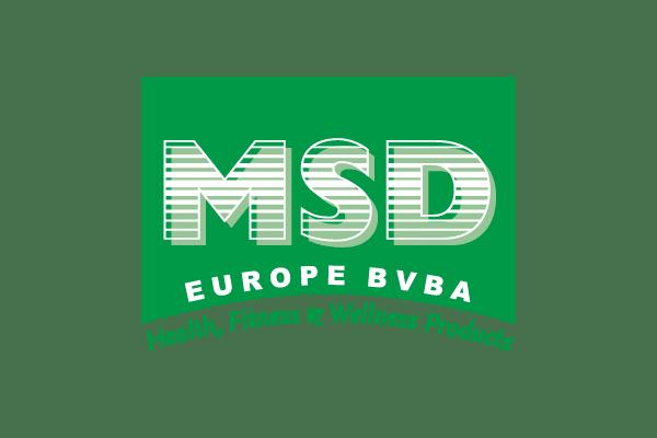 Logótipo MSD