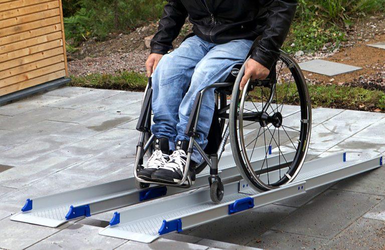 Soluções em Rampas e Trepadores de escadas