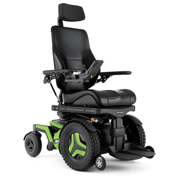 Permobil F3 Corpus cadeira de rodas elétrica
