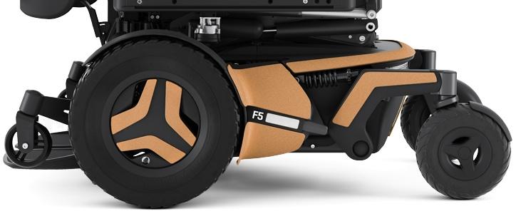 Permobil F5 Bronze