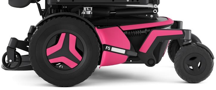 Permobil F5 Corpus Flamingo