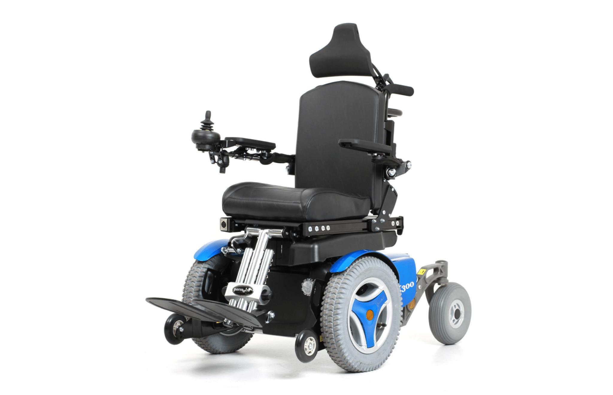 Cadeira de rodas elétrica k300 PS Junior da Permobil