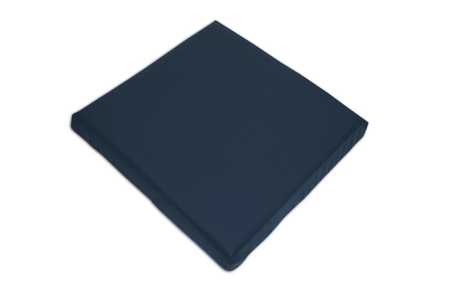 A Almofada Quadtech Plus Viscoelástica da Geritex molda-se ao utilizador e permite uma maior prevenção de escaras. Indicada para utilizadores ativos.