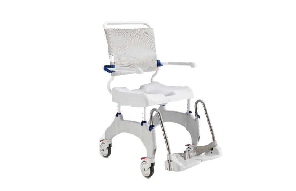 Cadeira de banho Aquatec Ocean Ergo Invacare