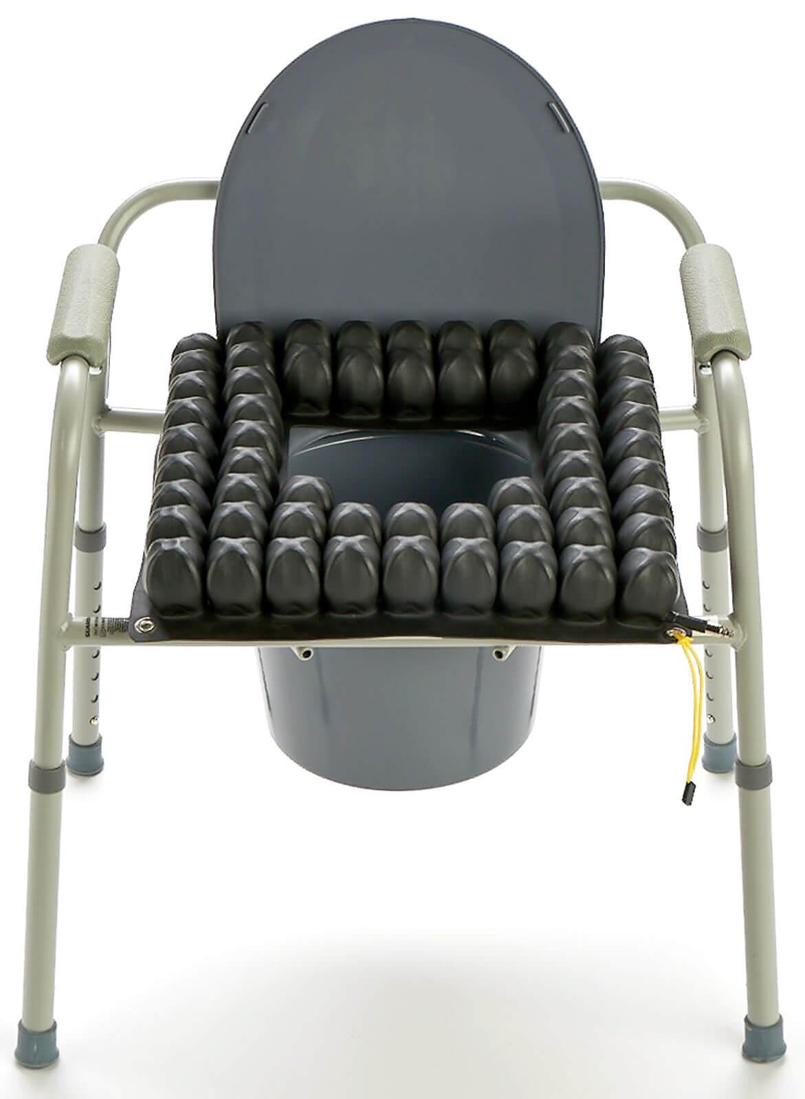 Shower commode almofada para assentos sanitarios
