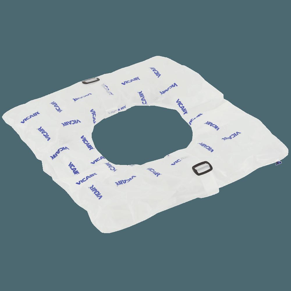 A almofada LIBERTY TC é uma almofada sanitária ultraleve, fácil de utilizar e confortável e protege a pele durante as visitas à casa de banho.