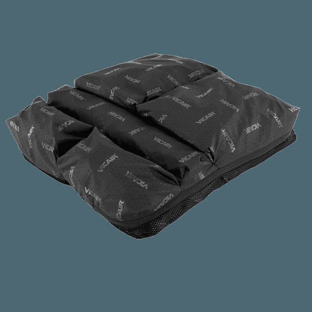 AADJUSTER O2é uma almofada de conforto e prevenção de úlceras de pressão, para utilizadores que tenham contornos anatómicos assimétricos ou amputações.