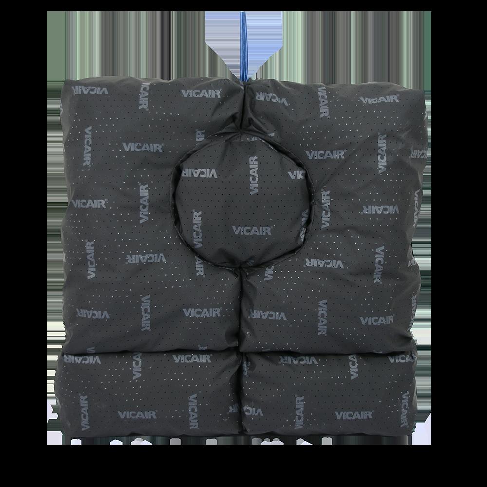 almofada anti escaras Vicair Centre Relief O2