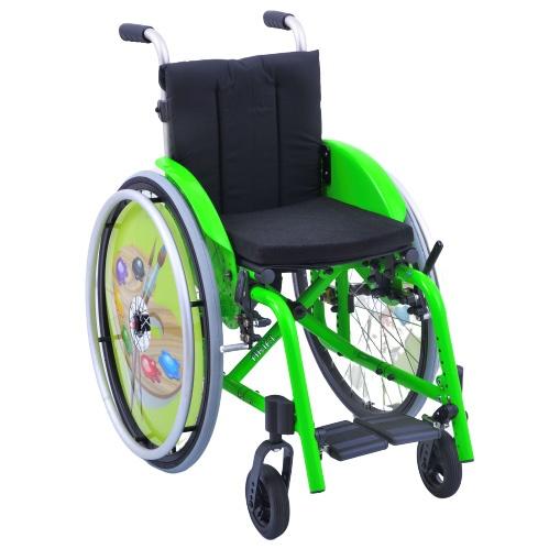 Cadeira de rodas Ariel Offcarr