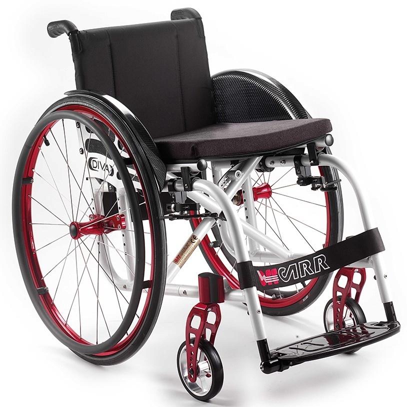 cadeira de rodas manual DIVA