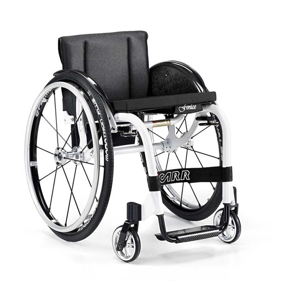 Cadeira de rodas Fenice Offcarr