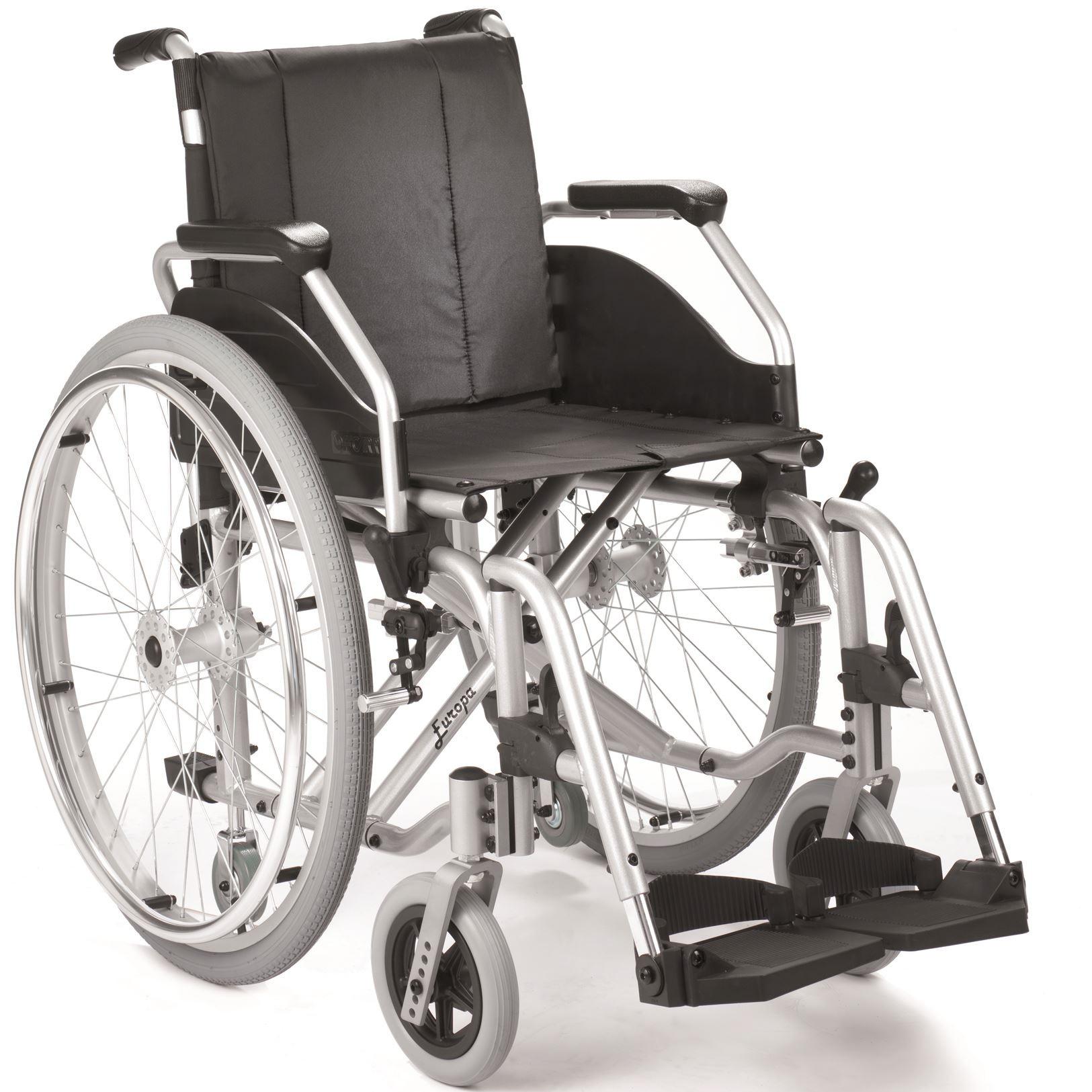 Cadeira de rodas manual Europa