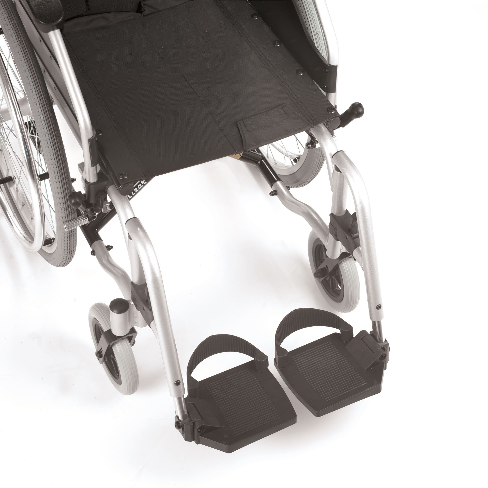 Cadeira de rodas Mizar Cinza