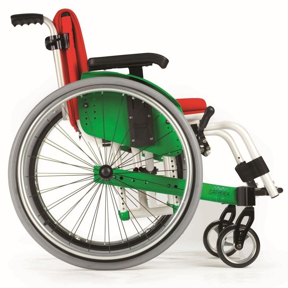 Cadeira de rodas Saphira