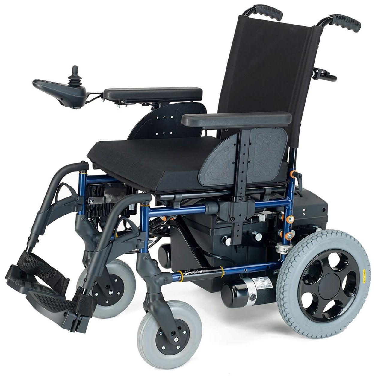 Cadeira de rodas eletrica quickie F35 R2
