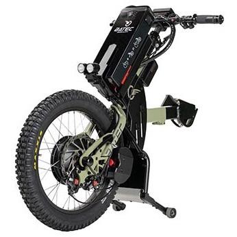 batec scrambler handbikes