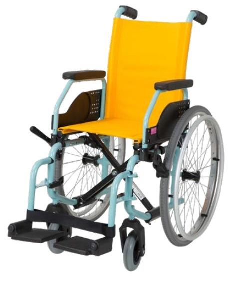 cadeira de rodas pediatrica liliput orthos xxi