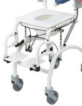 cadeira de banho e sanitaria baltic mini