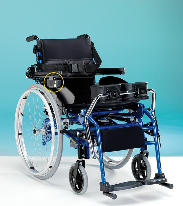 cadeira de rodas com verticalizacao europa
