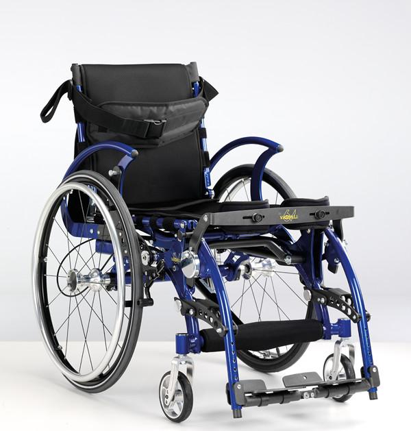 cadeira de rodas com verticalizacao gas activa